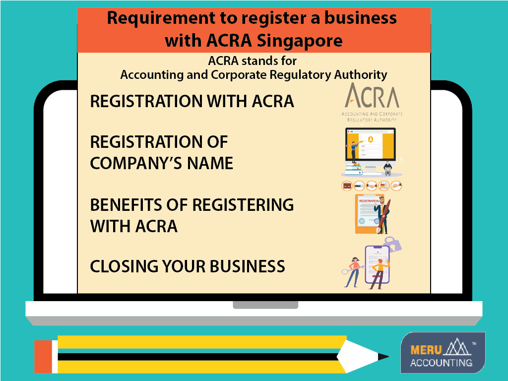 Requirement to register a business with ACRA Singapore-Services-Other Services-Ahmedabad