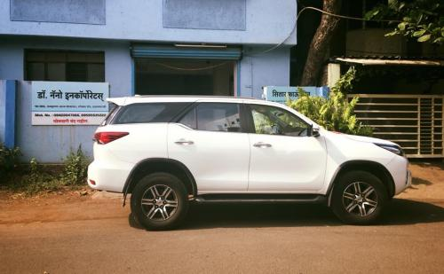 High Comfort Suspension for Toyota Fortuner from Dr. Nano Inc.-Vehicles-Car Parts & Accessories-Pune