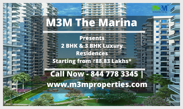 M3M The Marina Sector 68 Gurugram - An Incredible Township-Services-Real Estate Services-Gurgaon