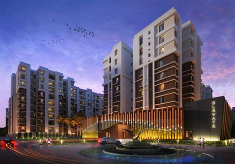 3 BR – Quality, luxury budget apartments in Joka.-Services-Real Estate Services-Rajpur Sonarpur