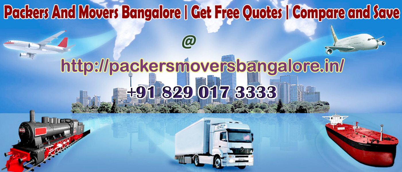 Apply The Below Guide From Packers And Movers Bangalore And -Services-Moving & Storage Services-Bangalore