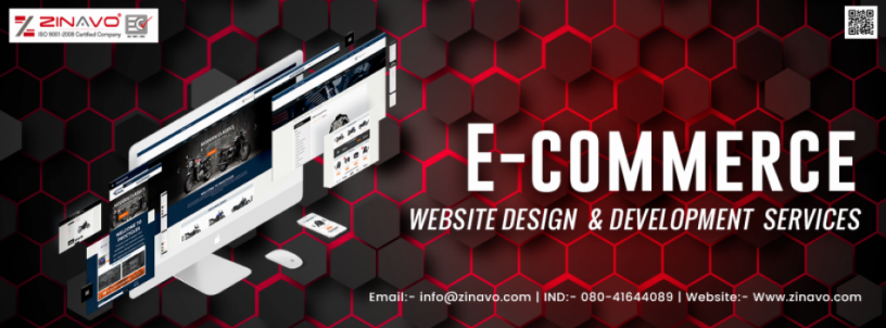 Ecommerce Website Design and Development Company-Services-Other Services-Coimbatore