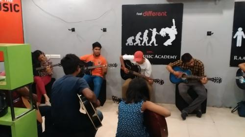 Oct 31st – Feb 28th (Sun) – Join Raag Music Academy For Singing, Guitar, Octapad, Keyboard.-Classes-Art Music & Dance Classes-Music Classes-Raipur