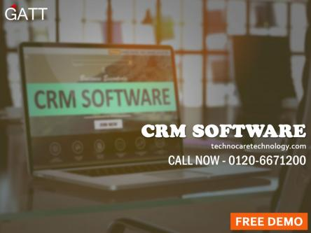Customer Relationship Management Software | Free Demo-Services-Computer & Tech Help-Goa