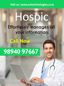 Easy to Use – Get Hospice ERP software Now!-Services-Health & Beauty Services-Health-Madurai