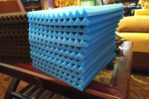 Brand New Acoustic Soundproofing Studio 60 Pack Wedge Foam.-Community-Musicians & Bands-Bangalore
