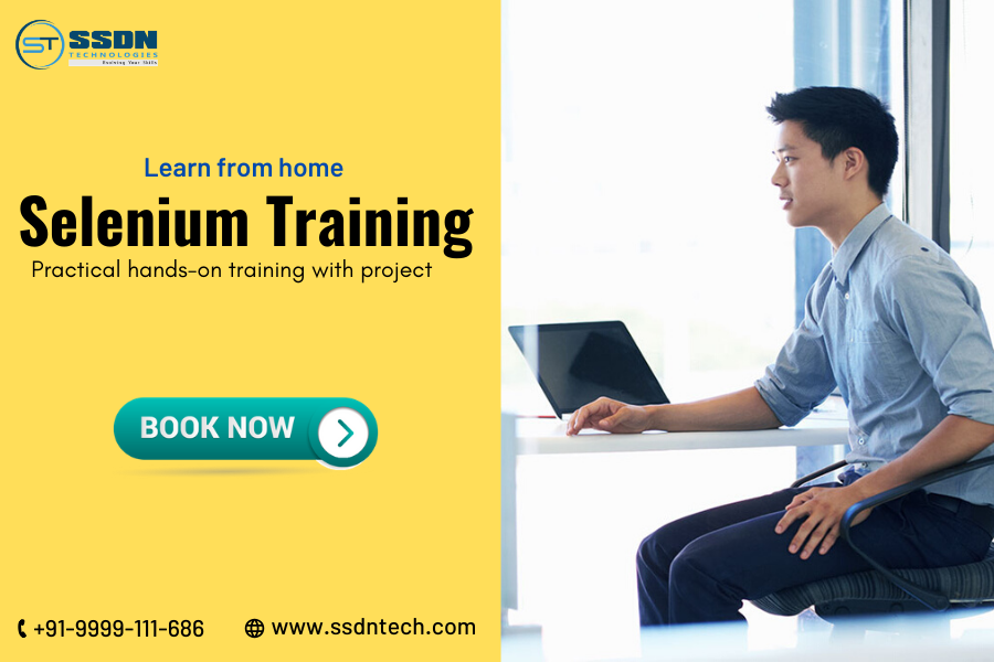 Join The Selenium Coaching in Gurgaon-Classes-Computer Classes-Other Computer Classes-Gurgaon
