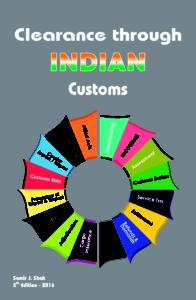 Mar 27th – Jul 25th – Buy Online Clearance through Indian Customs Books in India-Classes-Continuing Education-Ahmedabad