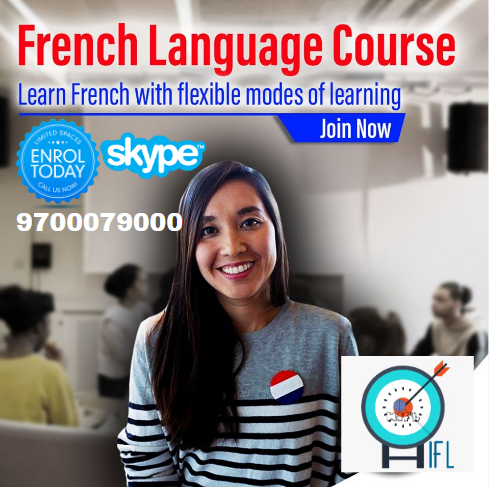French language course start at Hyderabad in HIFL-Classes-Language Classes-Hyderabad