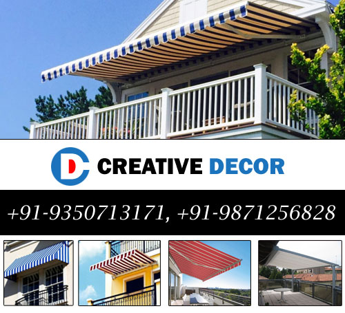 Window Awnings Manufacturer-Services-Other Services-Delhi