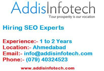 Opening for SEO Executive Job in Ahmedabad-Jobs-Information Technology-Ahmedabad