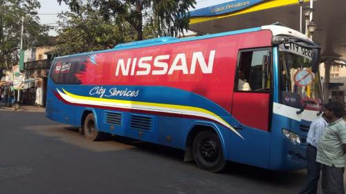 Using a Bus Service When You Need to Get Around City Services-Services-Automotive Services-Rajpur Sonarpur