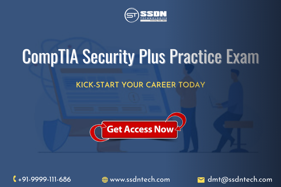 CompTIA Security Plus Practice Exam-Classes-Computer Classes-Other Computer Classes-Gurgaon