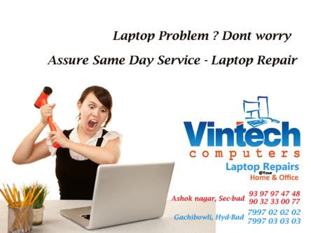 Laptop over heating problem-laptop repairs in Hyd (Kukatpally)-Services-Computer & Tech Help-Hyderabad