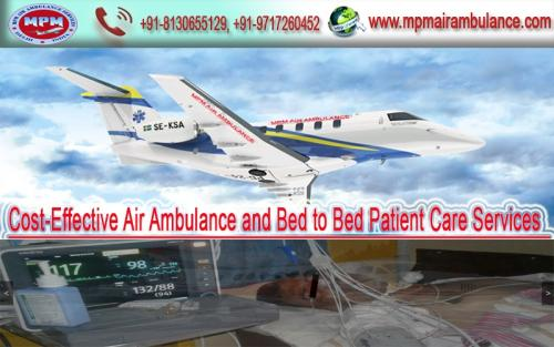Emergency Medical Support by MPM Air Ambulance Service in Raipur-Classes-Health & Beauty Services-Health-Raipur