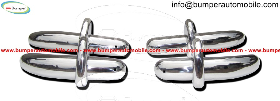 Saab 92 bumper kit by stainless steel -Vehicles-Car Parts & Accessories-Ahmedabad