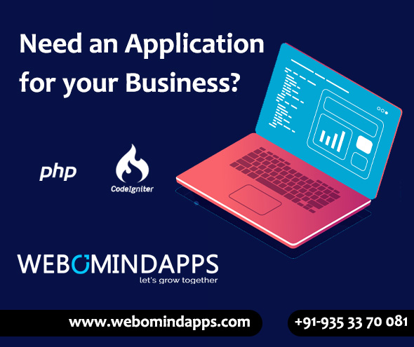 PHP Website Development Company in Bangalore - Webomindapps-Services-Web Services-Bangalore