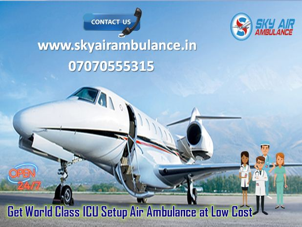 Get Sky Air Ambulance from Bangalore to Delhi -Services-Health & Beauty Services-Health-Bangalore