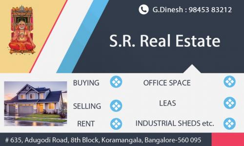 top real estate agent in Koramangala-Services-Other Services-Bangalore