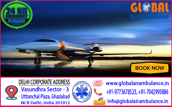 Reliable and Safest Global Air Ambulance from Kolkata-Services-Health & Beauty Services-Kolkata
