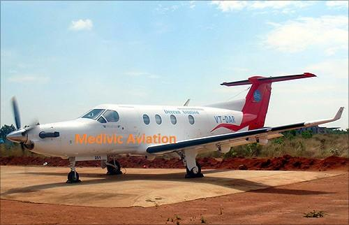 Get most excellent and advance Air Ambulance Services in Madurai-Services-Health & Beauty Services-Health-Madurai