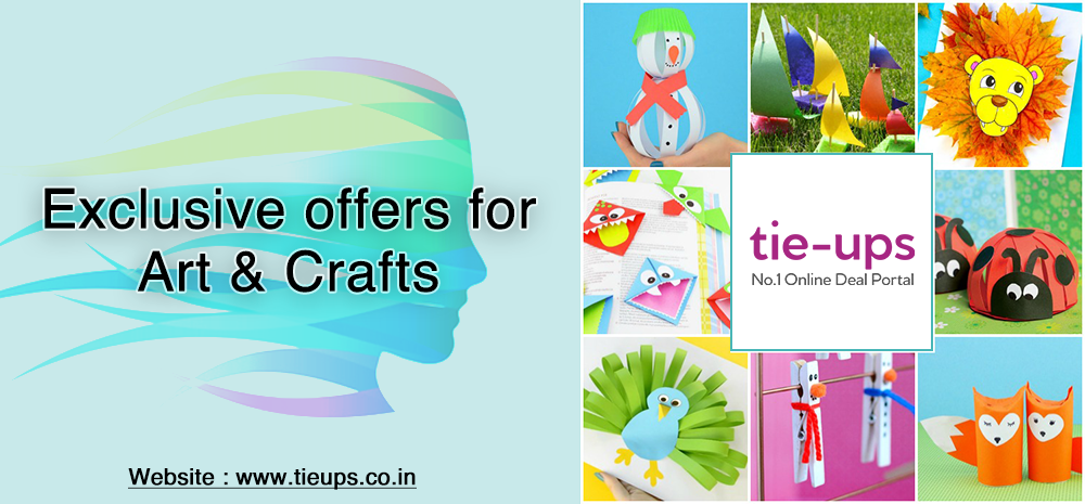 Exclusive offers for Art & Crafts in Chennai-Services-Other Services-Chennai