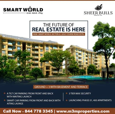 Smart World Low Rise Floors - Elevate Your Lifestyle-Services-Real Estate Services-Gurgaon