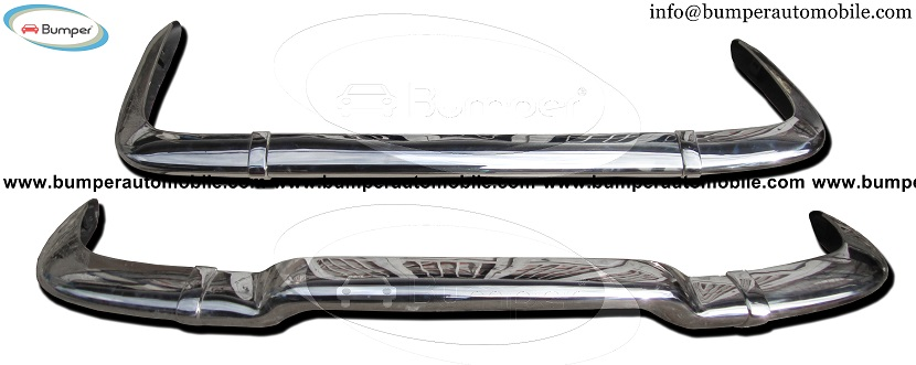 Renault Caravelle bumpers in stainless steel-Vehicles-Car Parts & Accessories-Ahmedabad