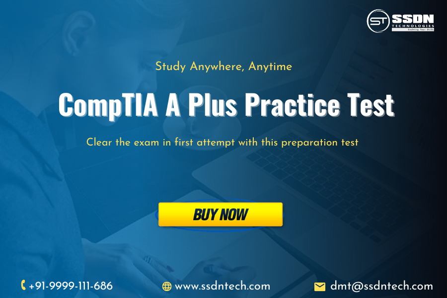 CompTIA A Plus Exam Questions-Classes-Computer Classes-Other Computer Classes-Gurgaon