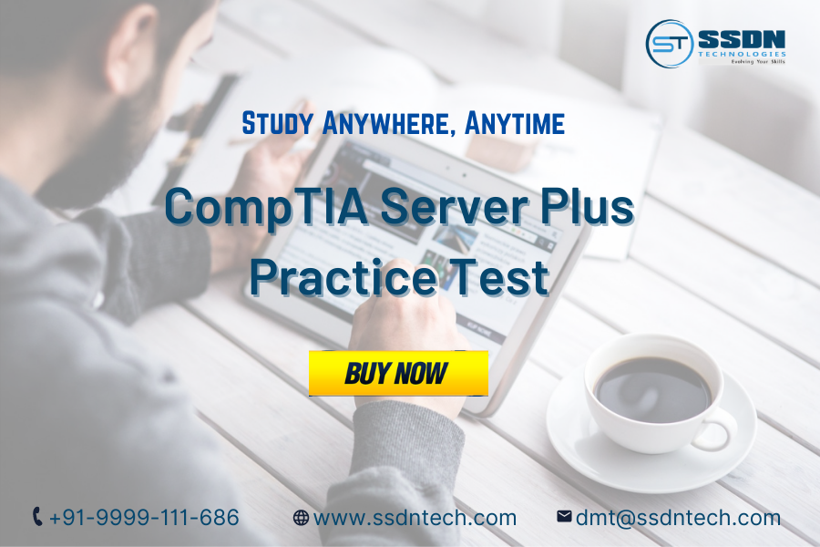 CompTIA Server+ Practice Test-Classes-Computer Classes-Other Computer Classes-Gurgaon