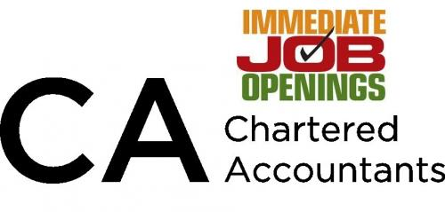 Urgent Requirement in Chartered Accountant Jobs for Fresher and-Jobs-Administrative & Support-Delhi