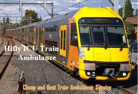 Avail Best Price Train Ambulance Service in Guwahati-Services-Health & Beauty Services-Health-Guwahati