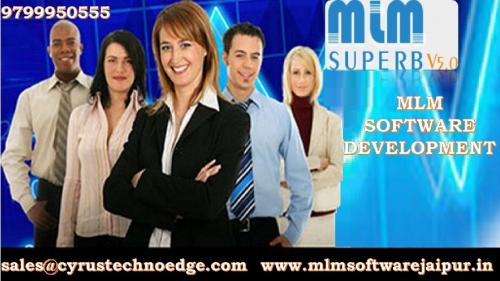 Low Cost MLM Software Solutions for all Multi-level Marketing-Services-Creative & Design Services-Jaipur