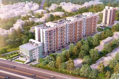 Smart Homes for sale in Wakad - Vaastu Viva by B. U. Bhandari-Real Estate-For Sell-Flats for Sale-Pune