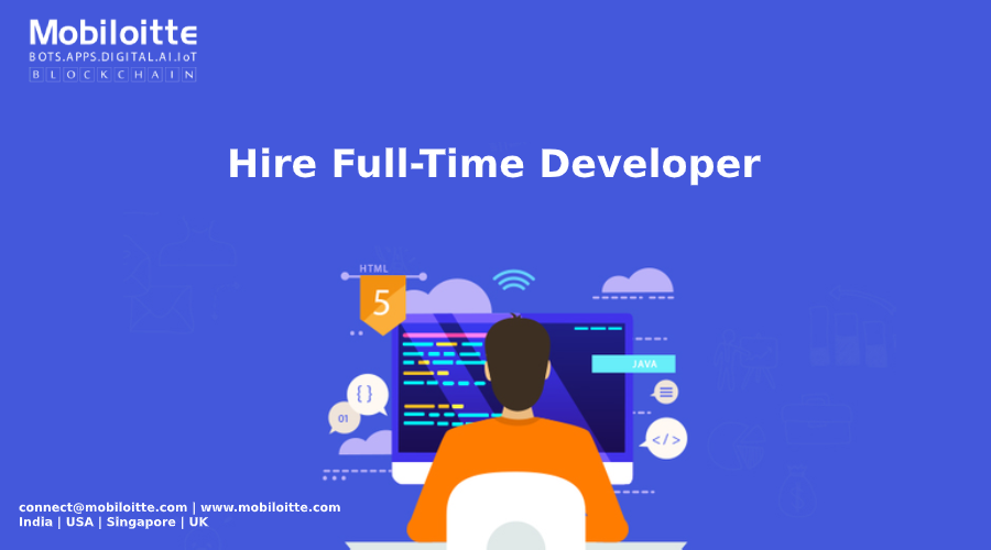 Hire Full Time Developer-Jobs-Information Technology-Noida