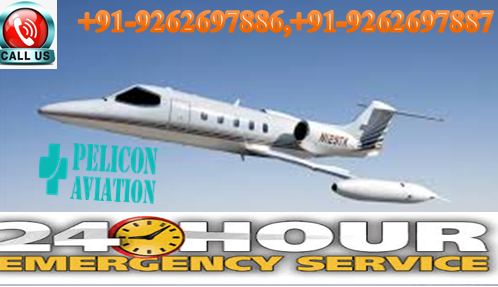 Pelicon Aviation Air Ambulance in Vellore: Avail 24*7 Hours -Services-Health & Beauty Services-Health-Delhi