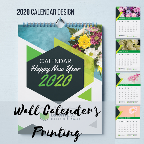 Wall Calendar Printing in Gujarat-Services-Other Services-Ahmedabad