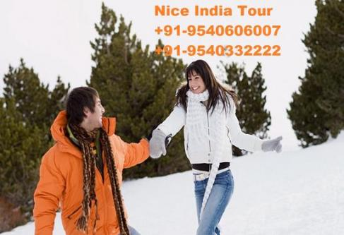 Shimla Manali Tour Package For Couple With Nice India Tour-Services-Travel Services-Imphal