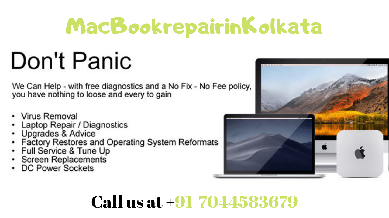 MacBook repair in Kolkata-Services-Computer & Tech Help-Kolkata