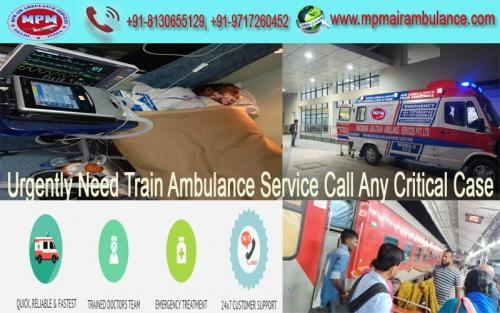 Get Most Affordable MPM Train Ambulance Services in Raipur-Services-Health & Beauty Services-Health-Raipur