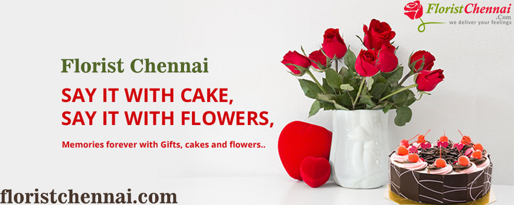 Flower & Cake Delivery in Chennai by floristchennai‎-Services-Other Services-Chennai