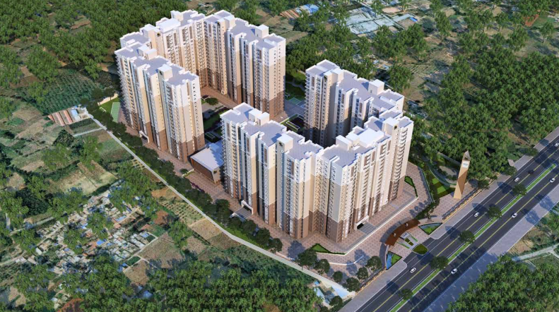1/2/3 BHK Apartments for Sale in Bagalur Road Prestige Flats-Homes-Residental-Sell-Bangalore