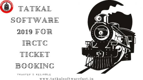 Railway Tatkal Ticket Booking Software 2019-Jobs-Information Technology-Delhi