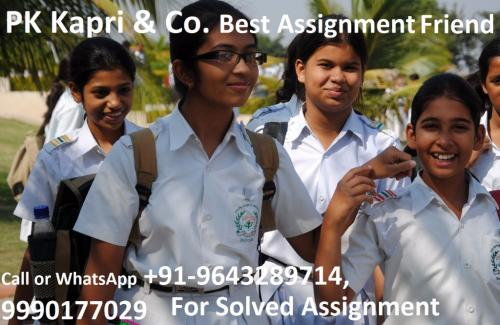 Nov 16th – Mar 16th – NIOS Solved Assignment GET TMA (Tutor Mark Assignment)-Classes-Other Classes-Shimla