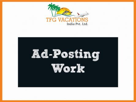 Part / Full Time/ Home Based Internet Work On Tour & Tourism Com-Jobs-Part Time Jobs-Hyderabad