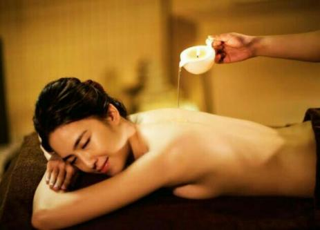 Winter special body massage by male therapist to female clients-Spa & Salon-Massage-Ahmedabad