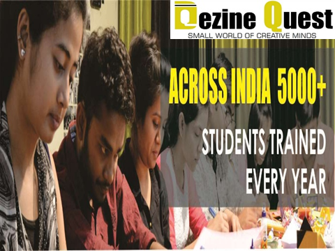 Now Join the Best Dezine Quest NIFT NID Coaching in Kolkata-Classes-Other Classes-Kolkata