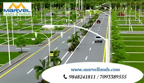 120 ft² – Plot For Sale Near International Airport | Plots For Sale Near Pharmacity,Vanamali-Real Estate-For Sell-Land for Sale-Hyderabad