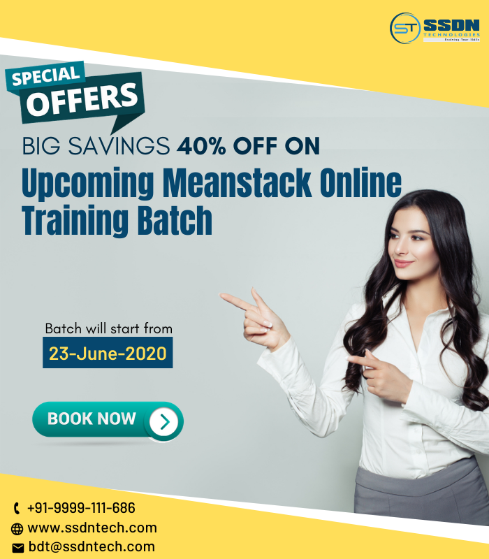 Join The Mean Stack Training -Classes-Computer Classes-Other Computer Classes-Gurgaon