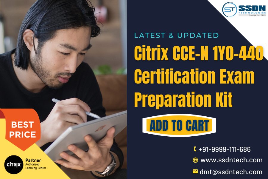 Citrix CCE-N Practice Exam-Services-Other Services-Gurgaon